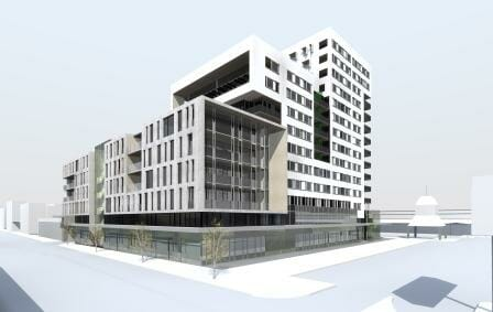 Mixed Use Development – Albert Street, Brunswick