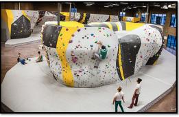 Urban Climb - Indoor rock climbing facility and yoga studio